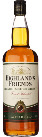 Highlands Friends Wh...