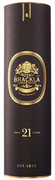 Royal Brackla 21 years 70cl title=