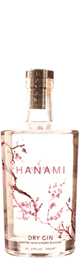 Hanami Dry Gin 70cl title=